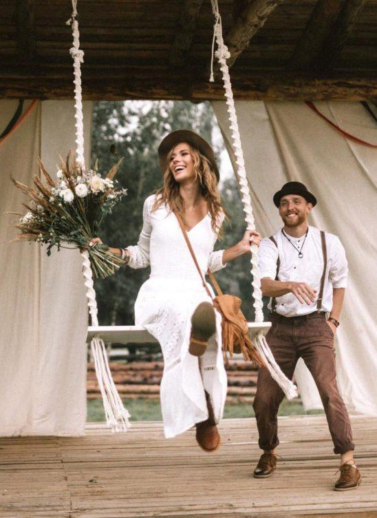 Как устроить свадьбу в эко стиле?