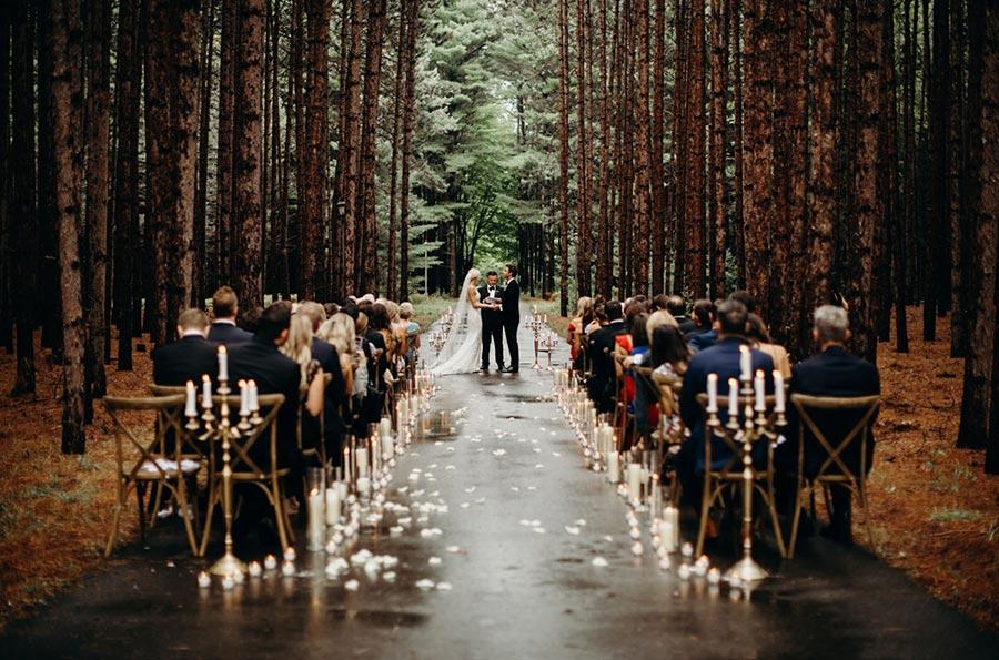как устроить свадьбу в эко стиле 2