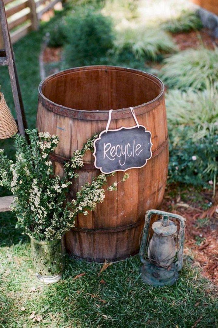 как устроить свадьбу в эко стиле 6
