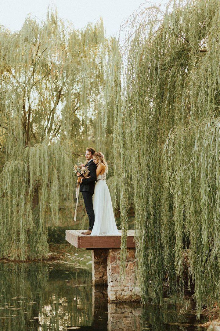 лучшие идеи для свадебной фотосессии летом 12
