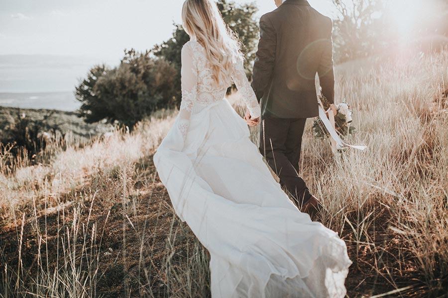 лучшие идеи для свадебной фотосессии летом 15
