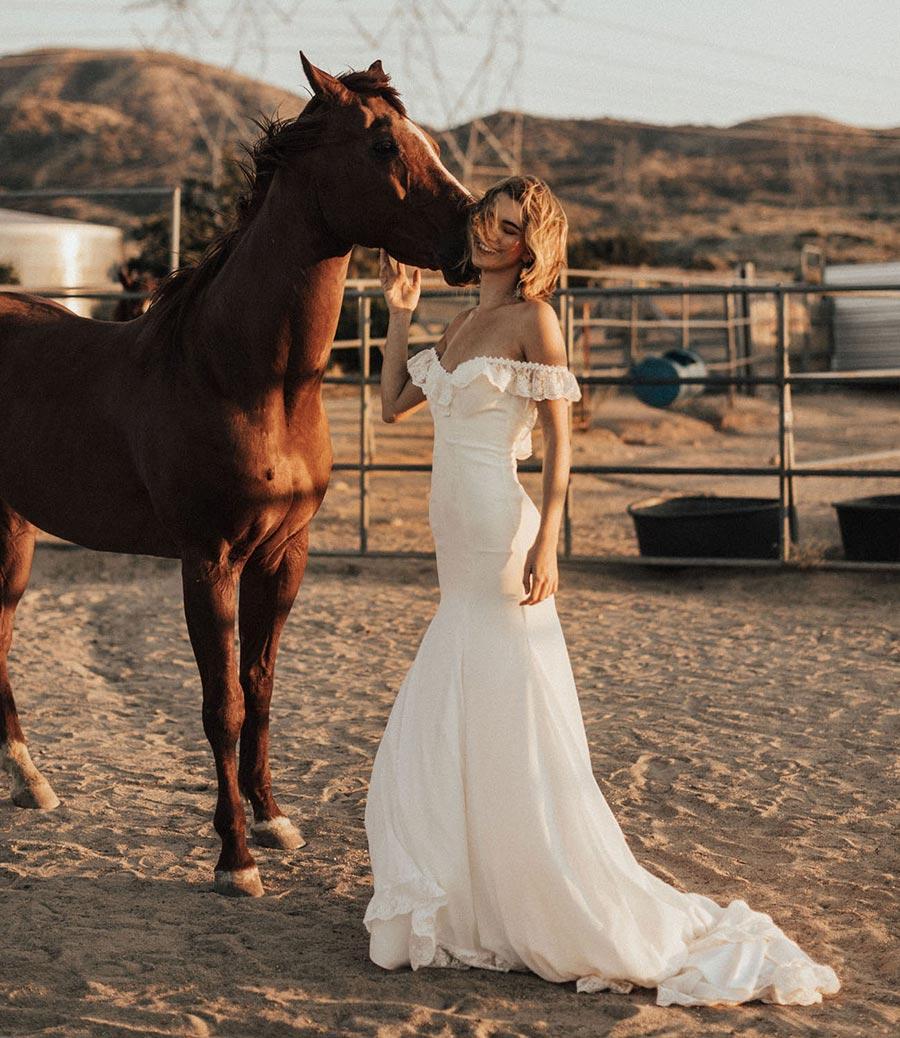 лучшие идеи для свадебной фотосессии летом 16
