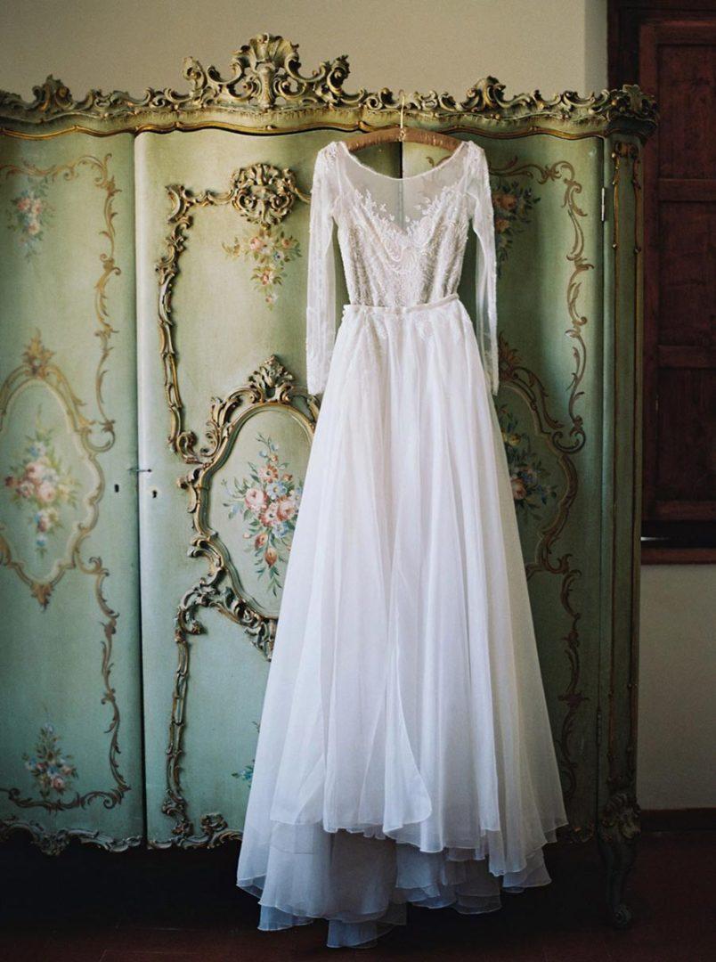 после свадьбы что делать со свадебным платьем 2