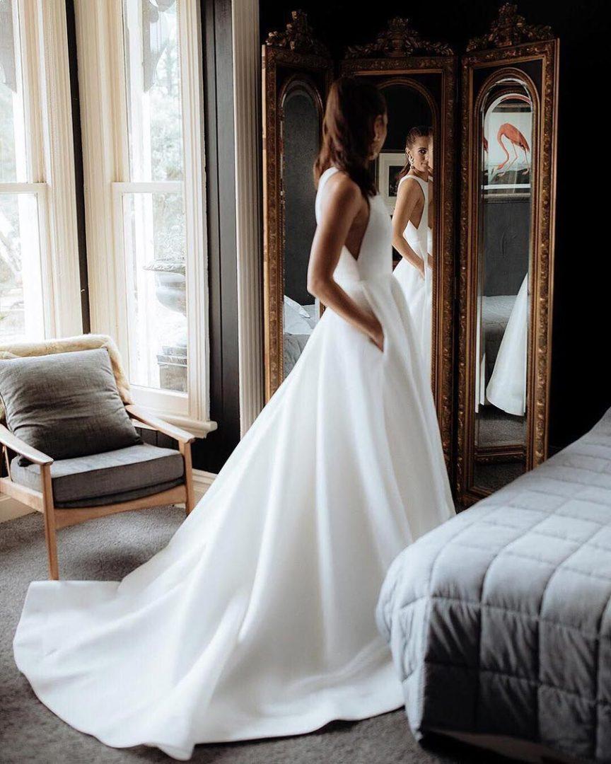 после свадьбы что делать со свадебным платьем 3