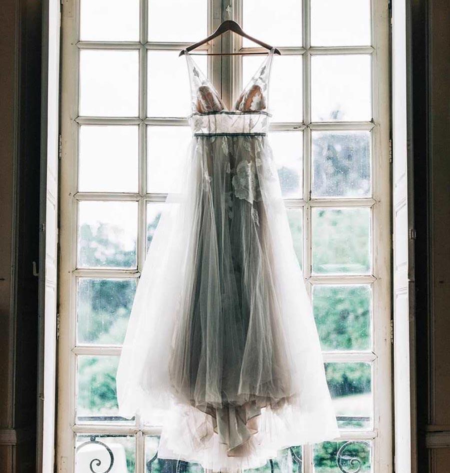 после свадьбы что делать со свадебным платьем 5