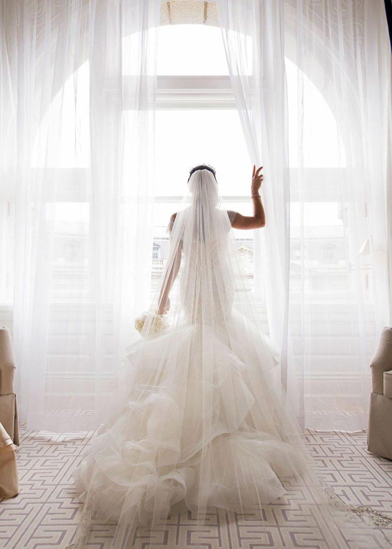 после свадьбы что делать со свадебным платьем 6