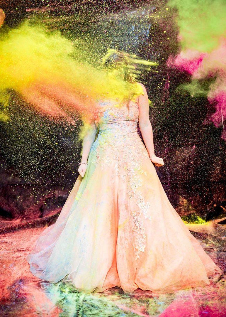 после свадьбы что делать со свадебным платьем 7