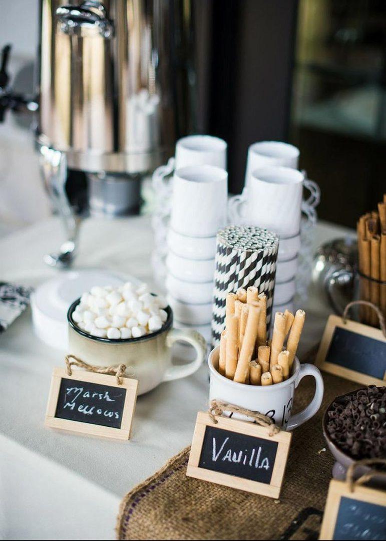 всё о кофейной свадьбе 10