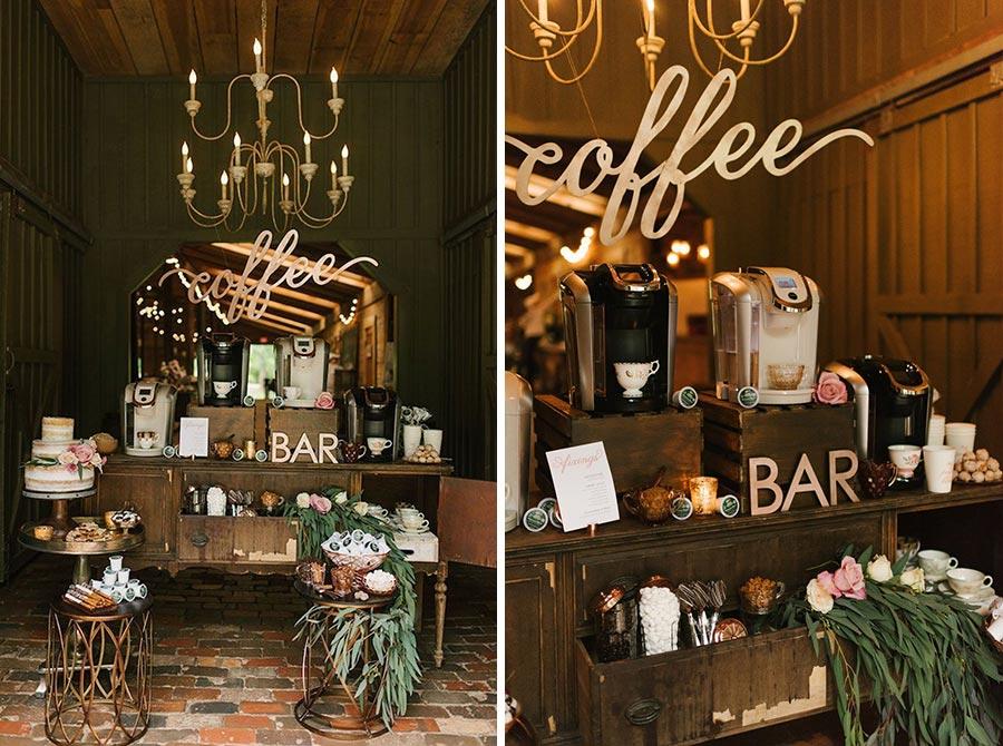 всё о кофейной свадьбе 3