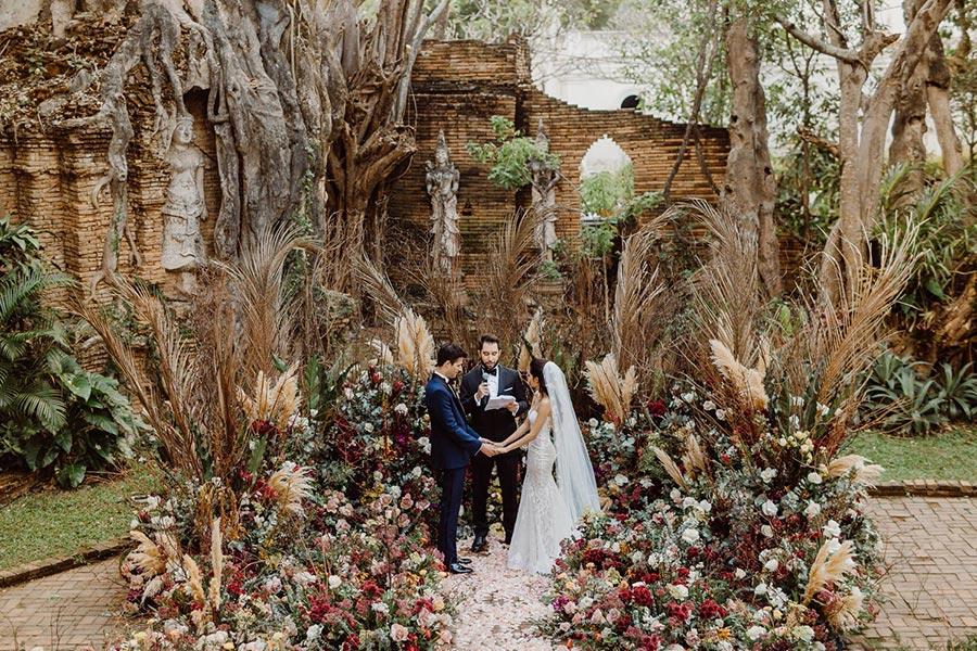 25 осенних свадебных арок 10