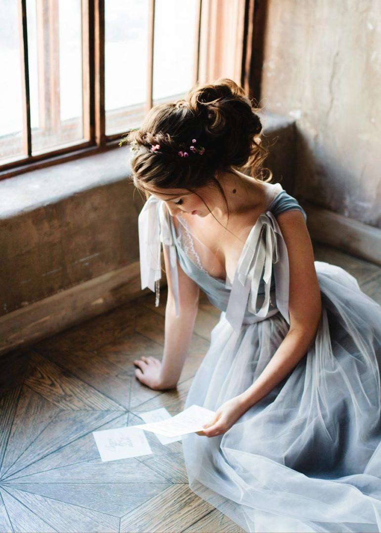 главные приметы про свадебное платье 1