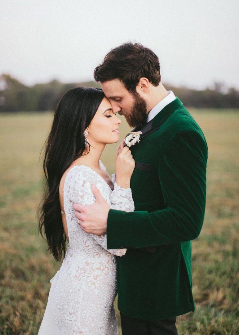 новый тренд бархат на свадьбе 10