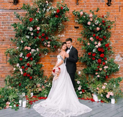 Запоминающаяся свадьба – рецепт создания
