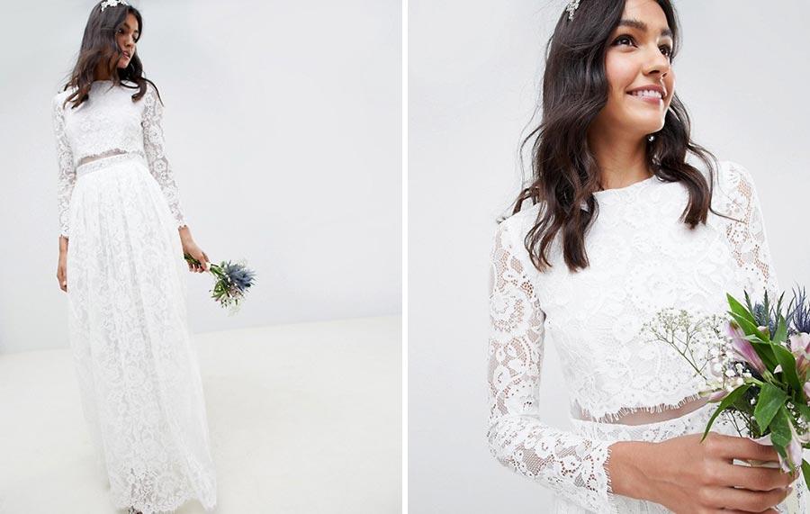 10 свадебных платьев до 10 000 рублей 4