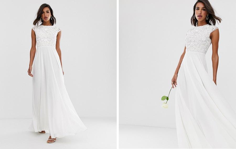 10 свадебных платьев до 10 000 рублей 6