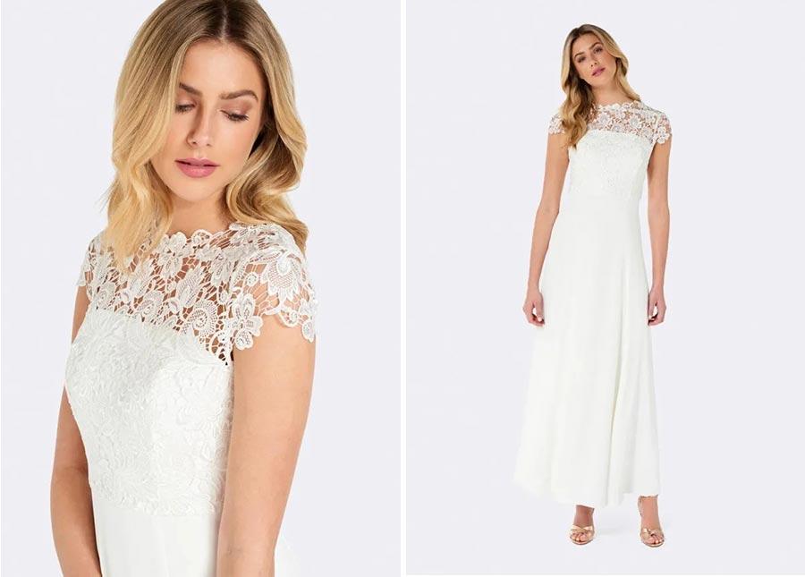 10 свадебных платьев до 10 000 рублей 9