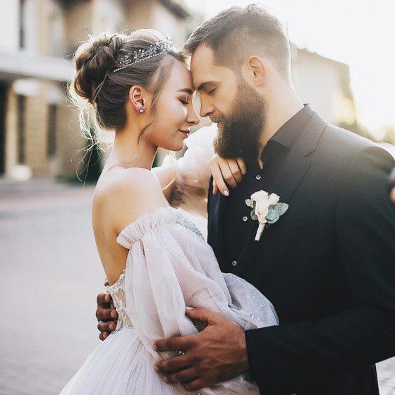 Идеальная свадьба Саши и Миши
