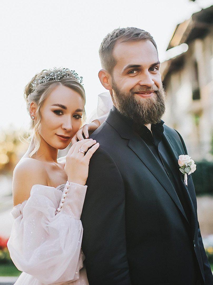 идеальная свадьба саши и миши 11