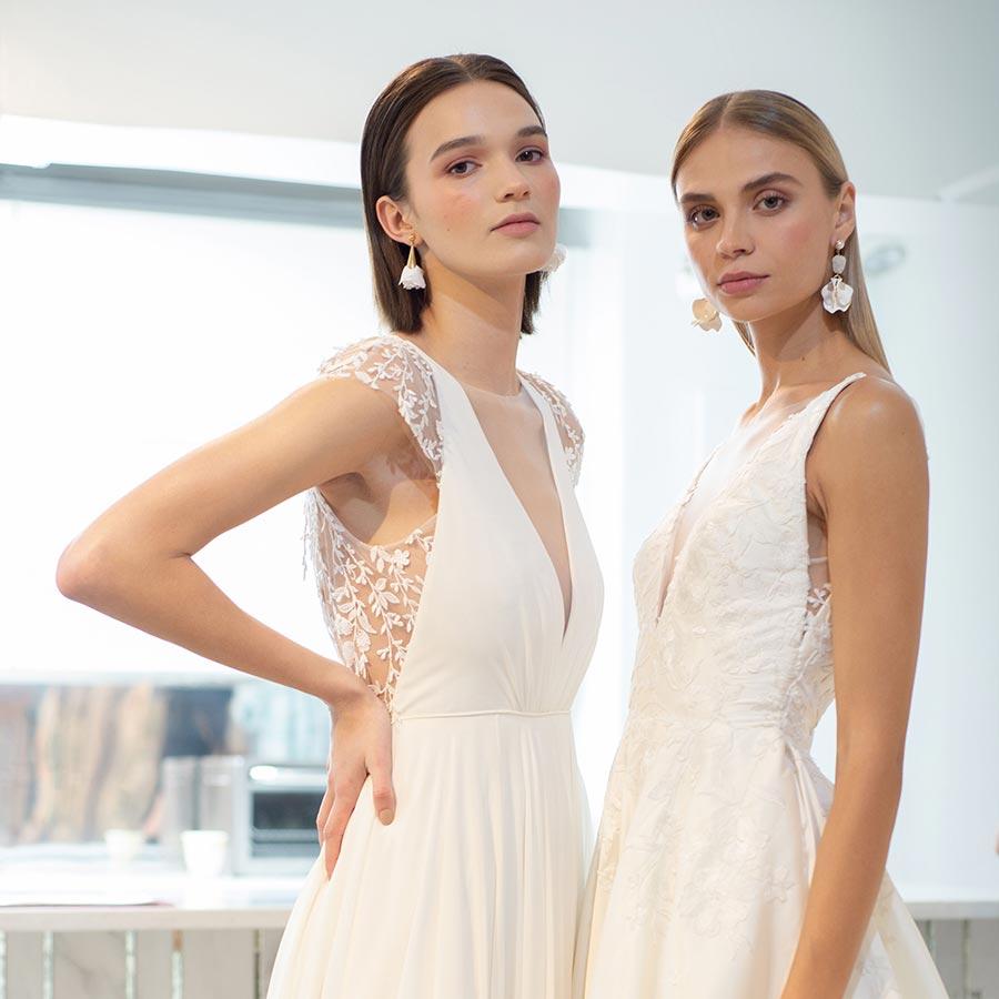 модные свадебные прически 2020 3