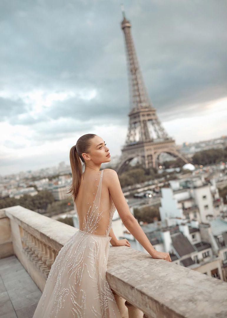 модные свадебные прически 2020 4