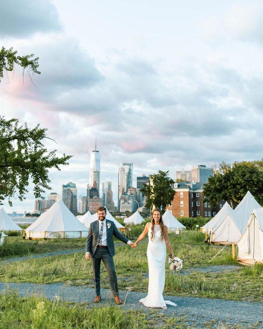 50 потрясающих поз для свадебной фотосессии 13