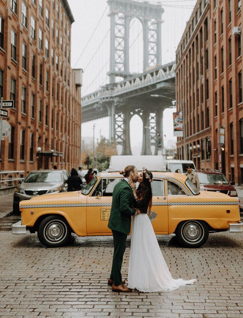 50 потрясающих поз для свадебной фотосессии 15