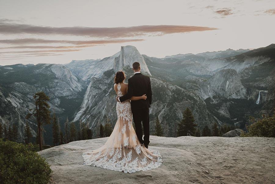 50 потрясающих поз для свадебной фотосессии 16
