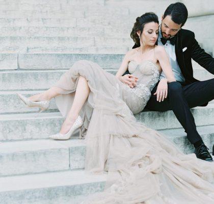 50 потрясающих поз для свадебной фотосессии