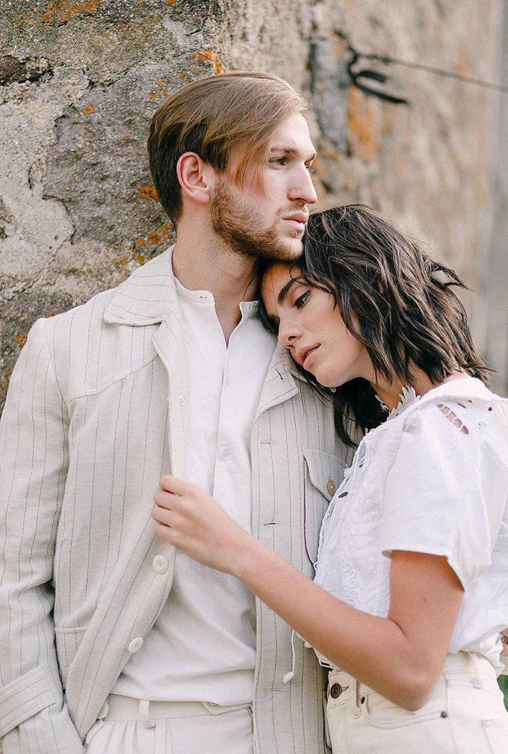 50 потрясающих поз для свадебной фотосессии 27