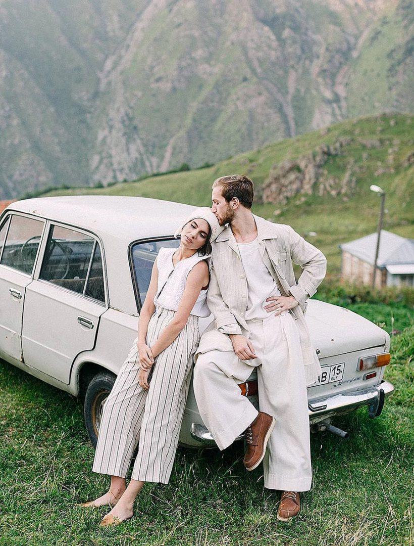 50 потрясающих поз для свадебной фотосессии 29