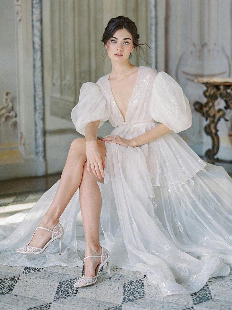 50 потрясающих поз для свадебной фотосессии 46