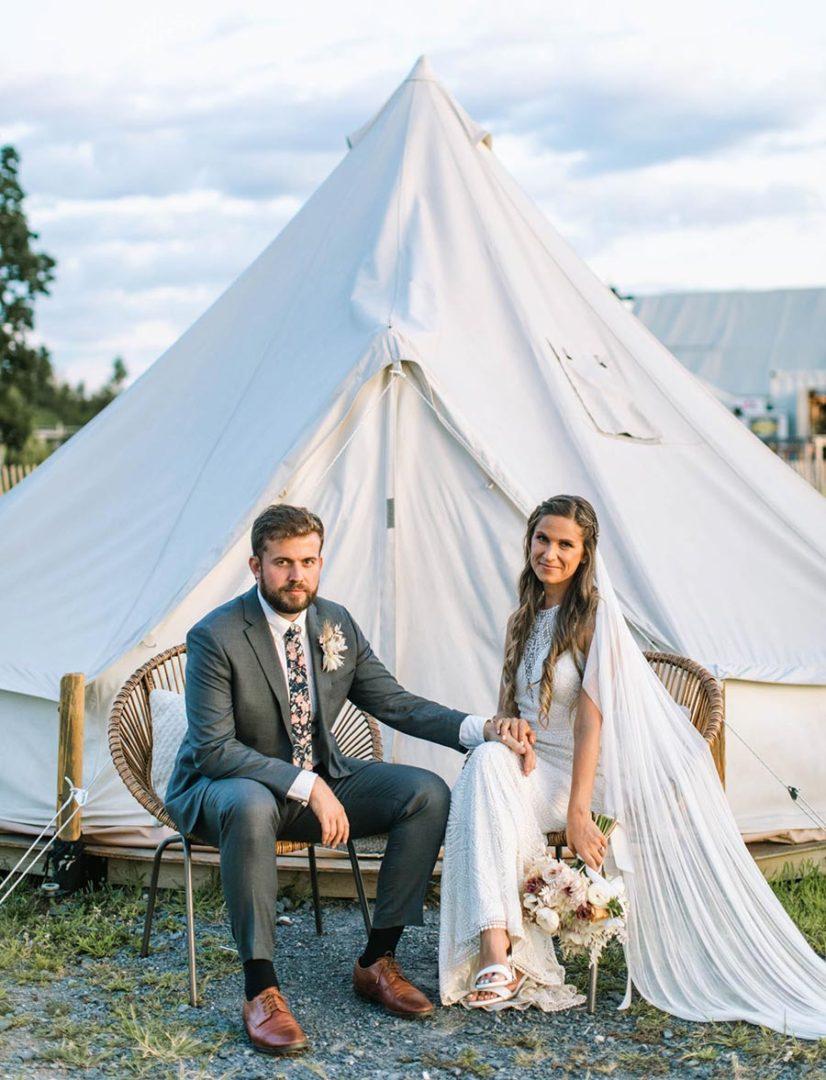 50 потрясающих поз для свадебной фотосессии 7