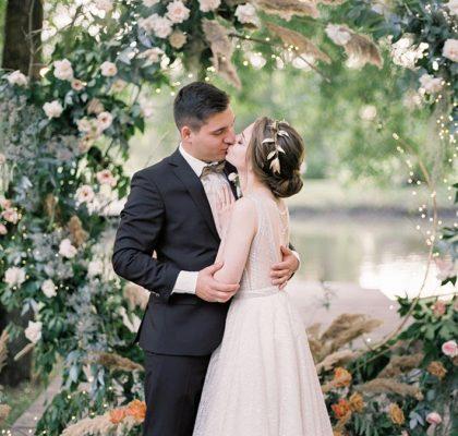 Свадьба Даши и Леши в старинной усадьбе