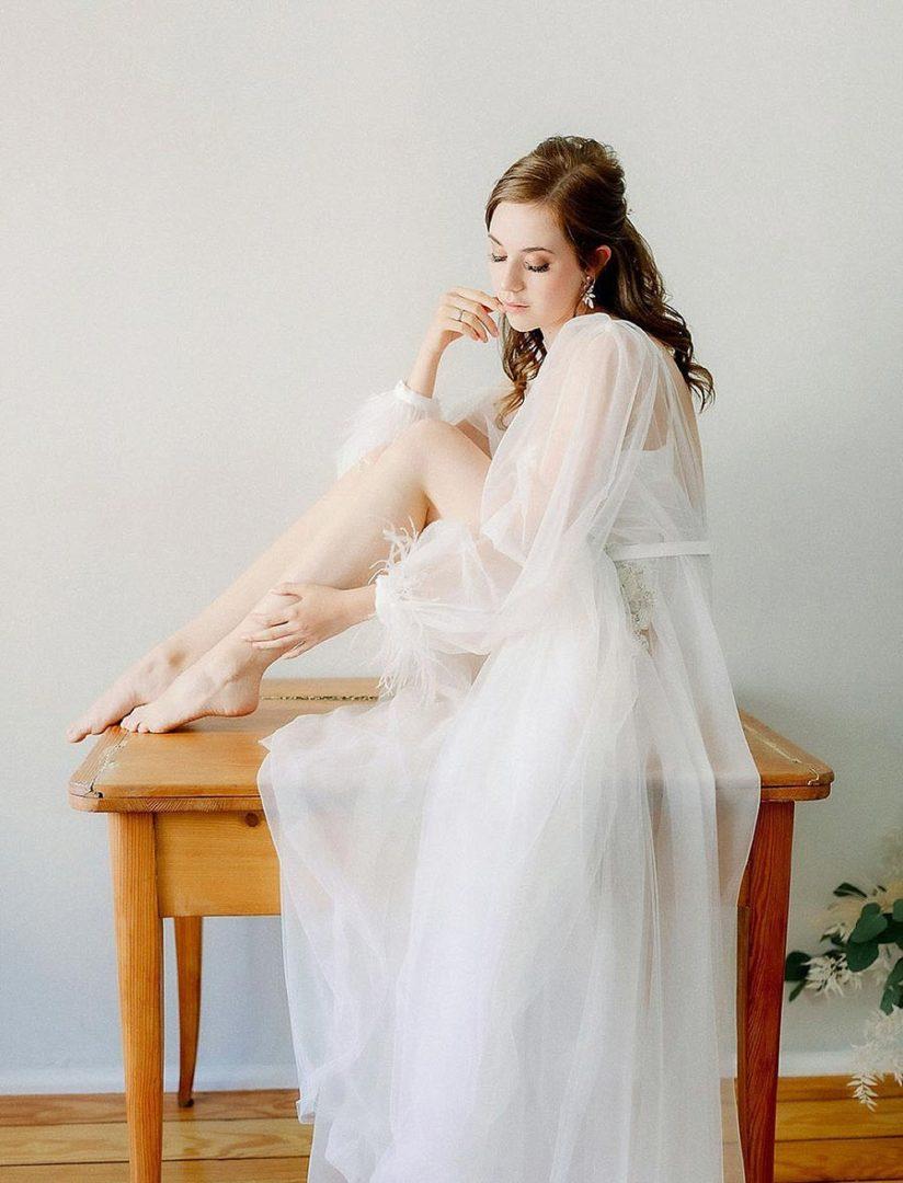 утро невесты перед свадьбой 3