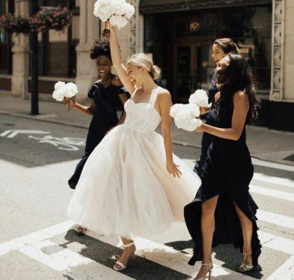 Второе свадебное платье — всё, что надо знать