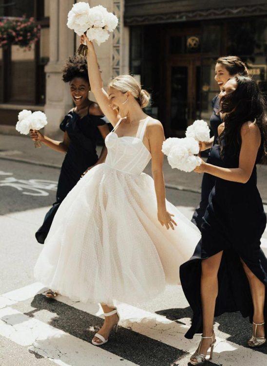 Второе свадебное платье – всё, что надо знать