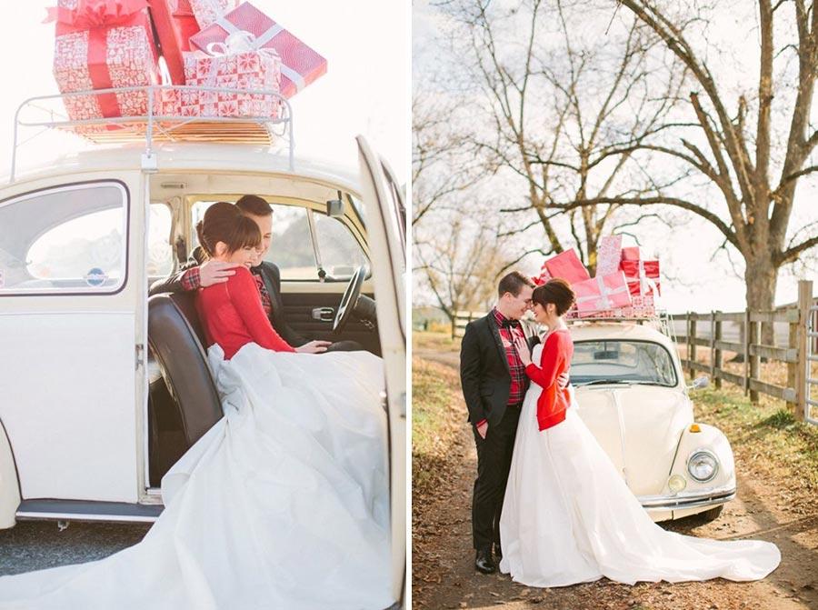 10 способов украсить машину на свадьбу своими руками 11