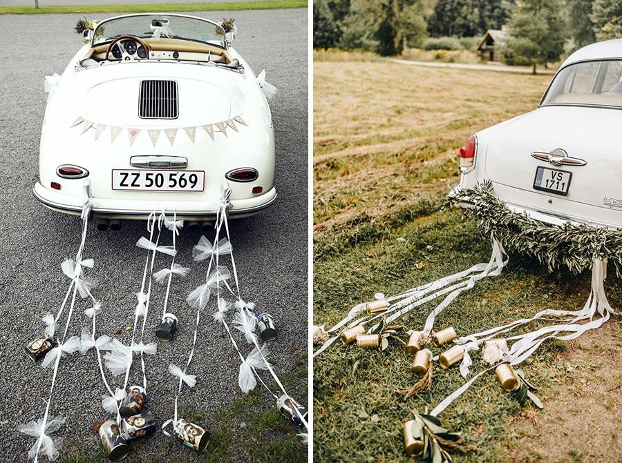 10 способов украсить машину на свадьбу своими руками 3