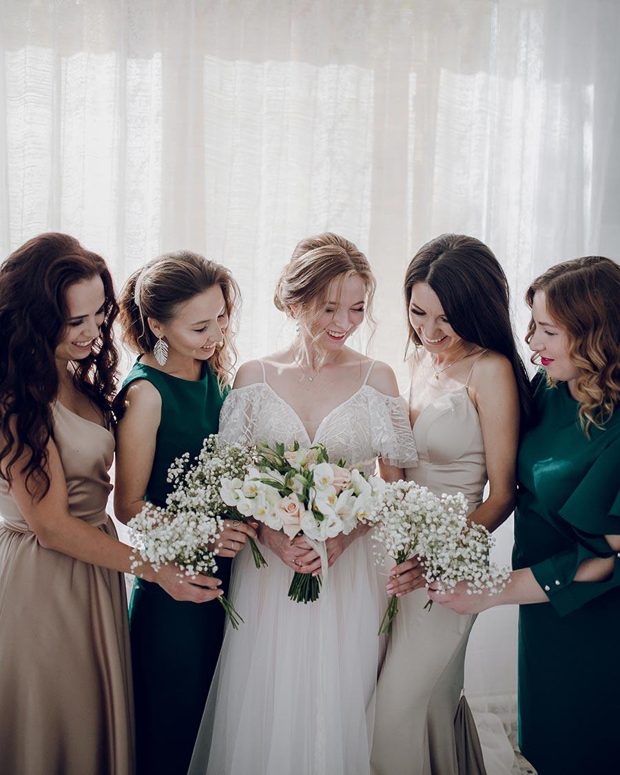 душевная свадьба тани и славы на природе 10