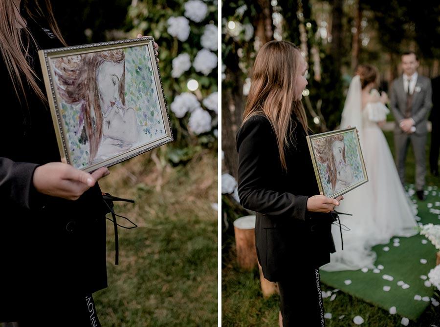 душевная свадьба тани и славы на природе 12