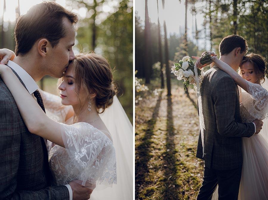 душевная свадьба тани и славы на природе 14