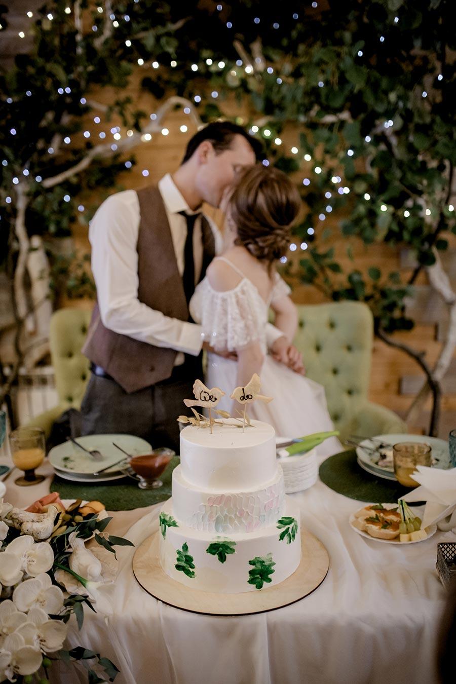 душевная свадьба тани и славы на природе 17