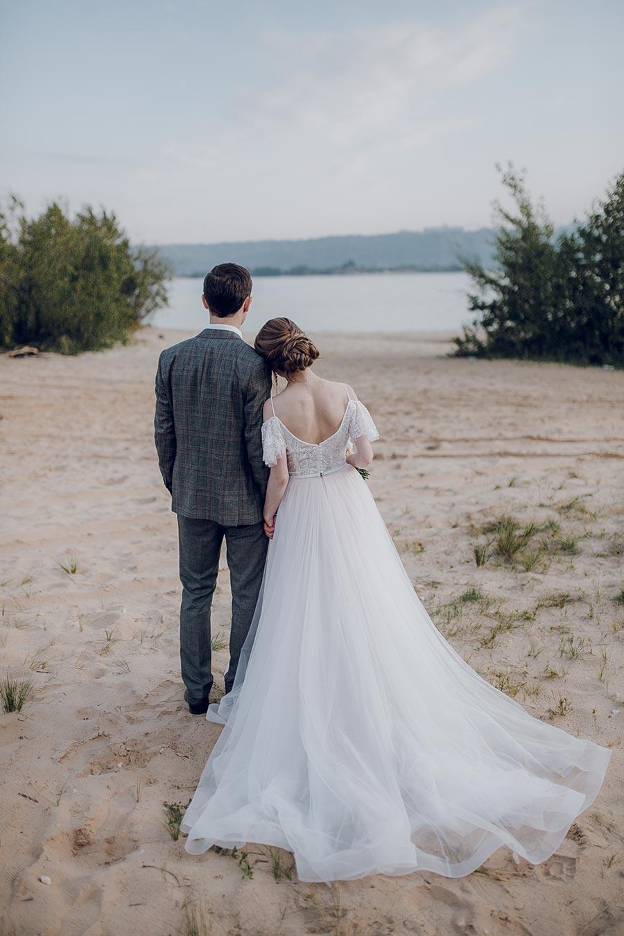 душевная свадьба тани и славы на природе 2