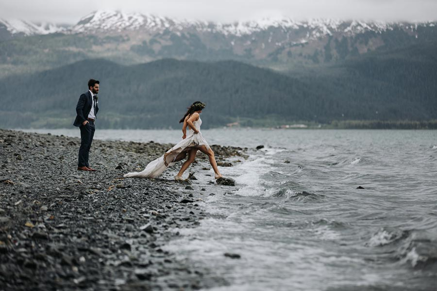 лучшие идеи свадьбы для двоих 2