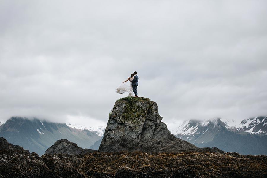 лучшие идеи свадьбы для двоих 4