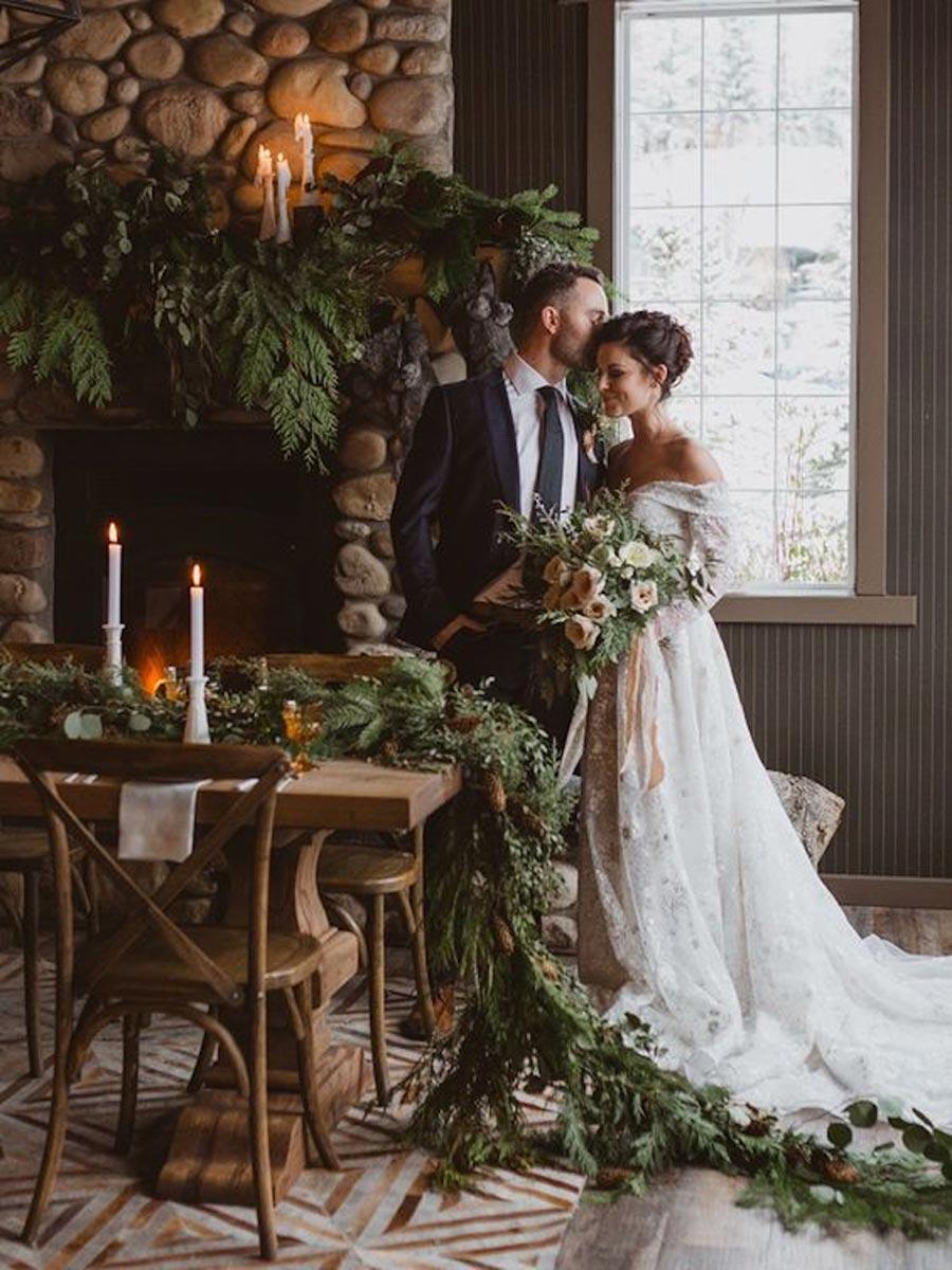 лучшие идеи свадьбы для двоих 5