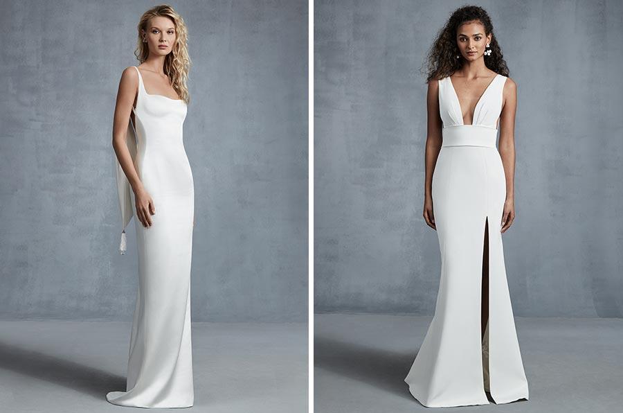 12 трендов в свадебных платьях 2021 13
