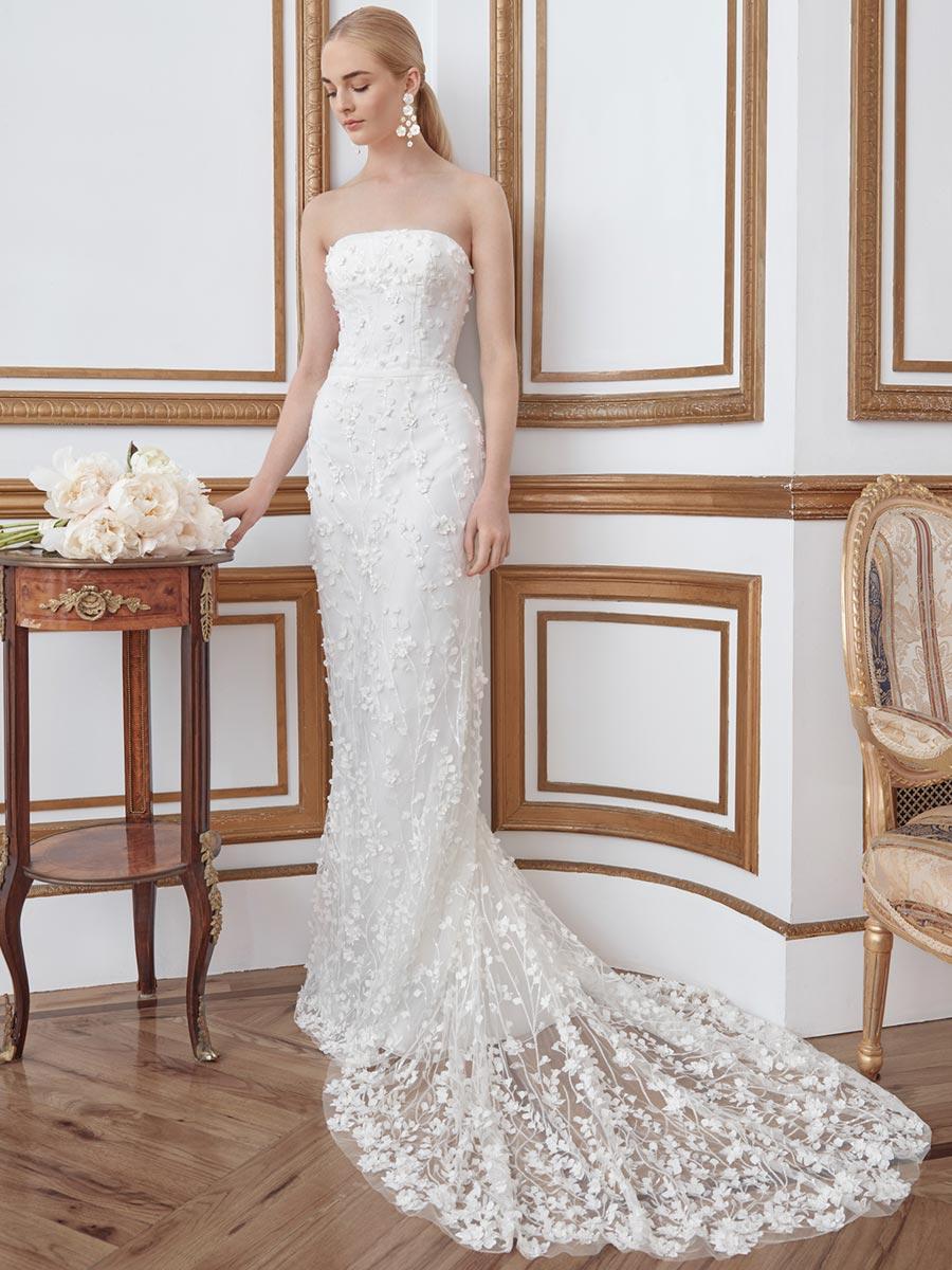 12 трендов в свадебных платьях 2021 15
