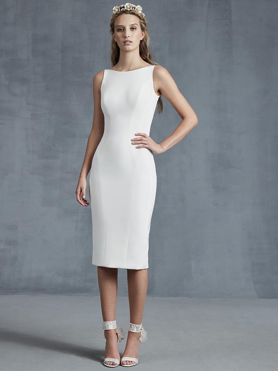 12 трендов в свадебных платьях 2021 8