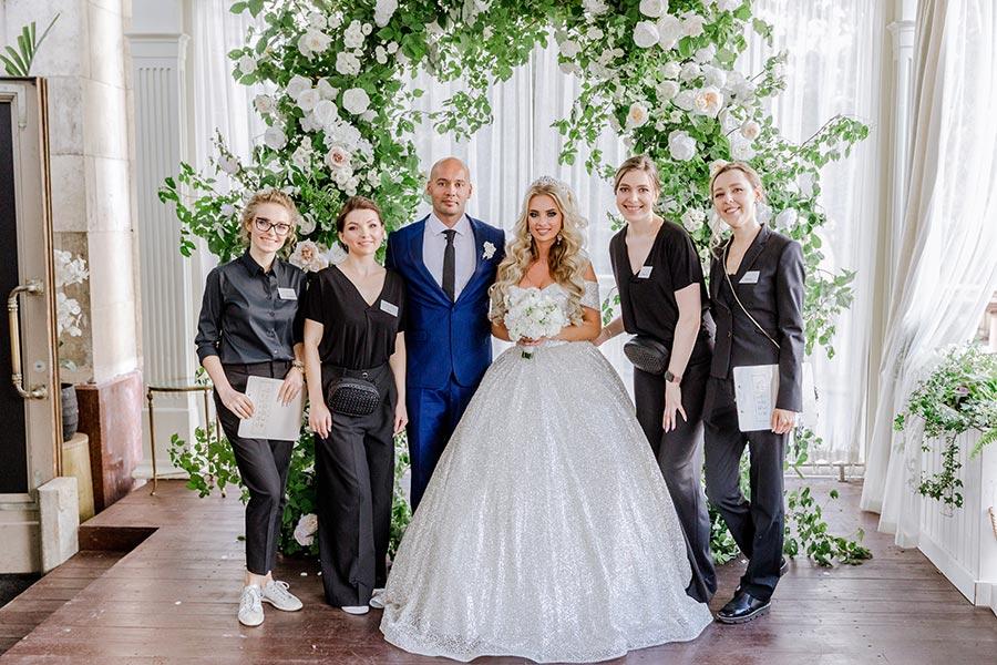 обучение на курсе для свадебных организаторов 1